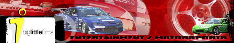 Big Little Films - Entertainment / Motorsports